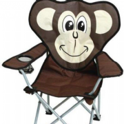 Childrens Monkey Camping Animal Chair
